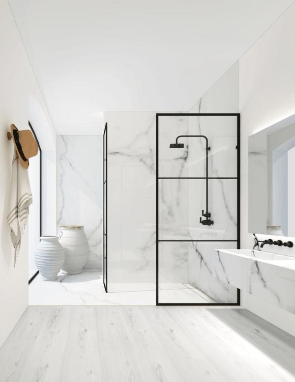 Paredes baño moderno