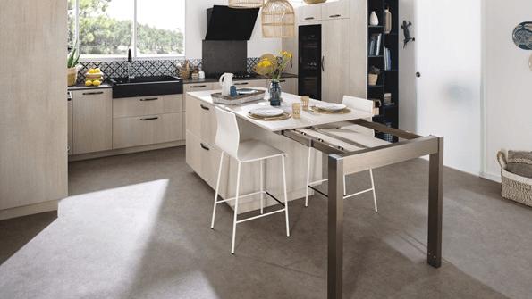 Cómo remodelar tu cocina pequeña COCINA SCHMIDT blanca