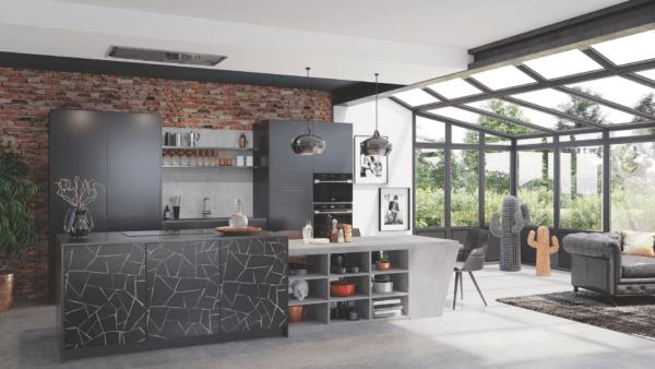 Cuánto cuesta poner una cocina COCINA SCHMIDT gris