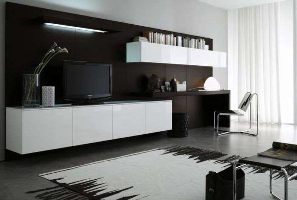Salones con encanto salon color negro