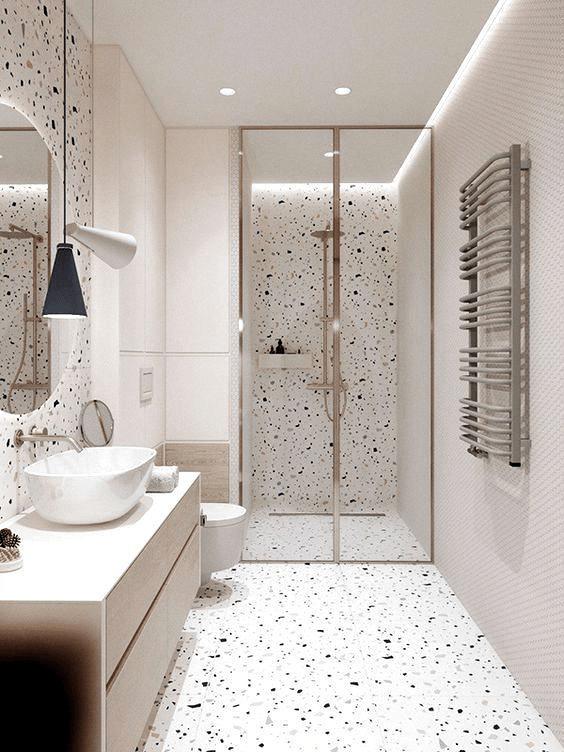15 banos pequenos con ducha 2021 2022 fondo