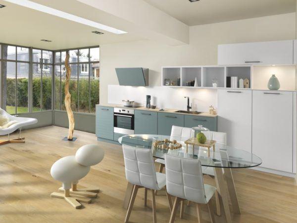 15 cocinas pequenas abiertas al salon 2021 2022 cocina modular de schmidt