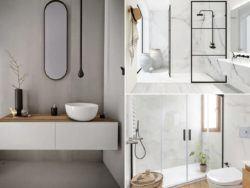 170 ideas para decorar baños modernos [GUÍA COMPLETA 2021 - 2022]