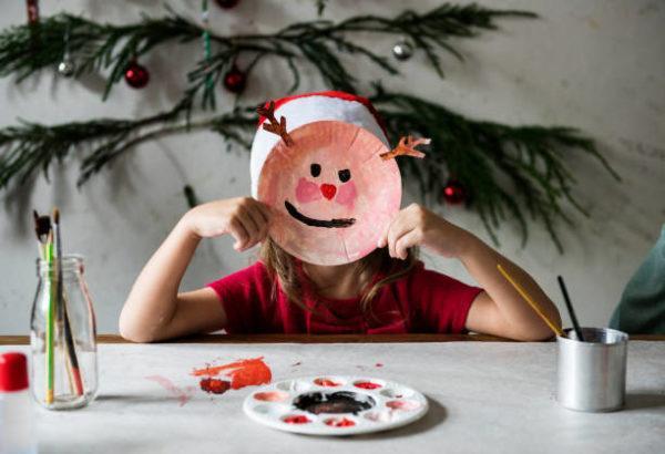 Manualidad navidad niños 1