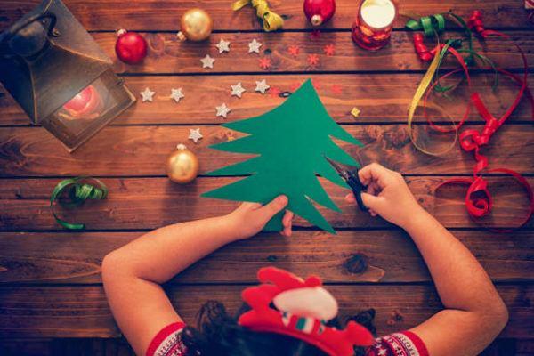 Manualidad navidad niños 2