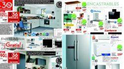 Catálogo de cocinas Conforama 2021