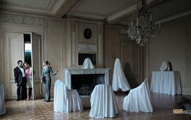 Mas decoraci n para halloween decorando - Decoracion halloween para casa ...