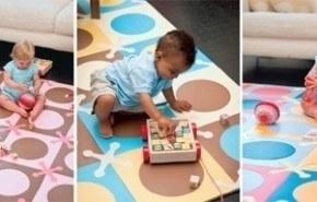 Playspot, una alfombra para niños