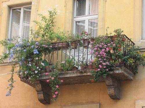 Decoracion de balcones for Decoracion de balcones
