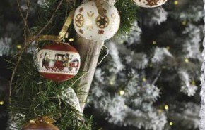 Decoracion navidad 2009 | bolas navideñas