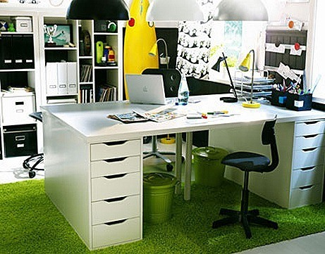 Decoracion mueble sofa: Sillones de oficina ikea