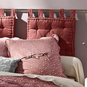 M s de 100 fotos de cabeceros originales para cama 2018 - Como colocar cojines en la cama ...