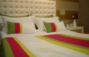Las rayas asaltaron la cama