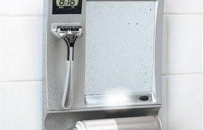 Fog-Free Shower Mirror, para afeitarse en la ducha