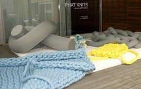 Muebles tejidos | Phat Knits
