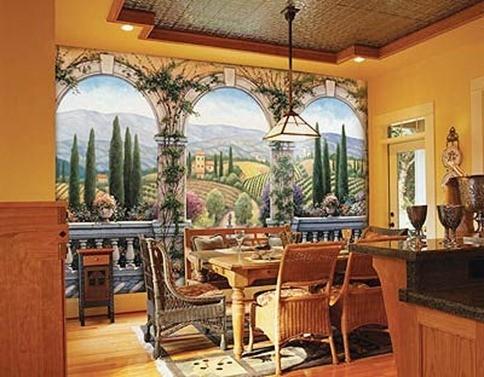 Estilo italiano estilo de la toscana for Comodas diseno italiano