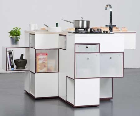 Cocinas compactas - Mini cocinas compactas ...