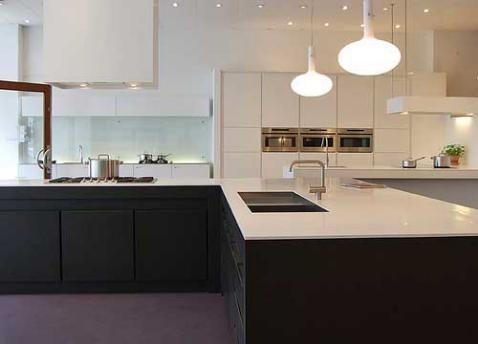 Decoraci n cocinas modernas for Ver cocinas modernas