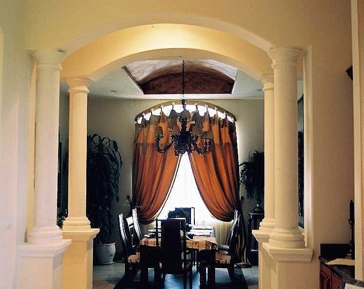 Interior Column Designs