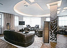 Modern-Apartment-With-Ethnic-African-Interior-Design