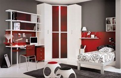 Stylish-and-Modern-Teenager-Bedroom-Interior-Design-1