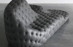 Muebles extraños y cómodos   Tephra Formations