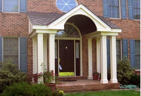 Traditional-porch-entrance