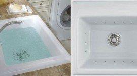 Delicair Laundry Basin cuida tu ropa