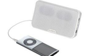Altavoces portables para tu iPod Buffalo BSSP07