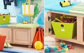 Cómo hacer un mueble infantil con un armario de cocina