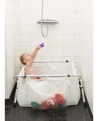 Bibaba o para convertir la ducha en un ba o completo para - Banera ninos para ducha ...