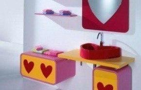 Baños infantiles de ensueño, por Agatha Ruiz de la Prada