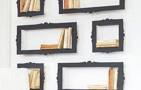 Bibliotecas, cuadros y libros