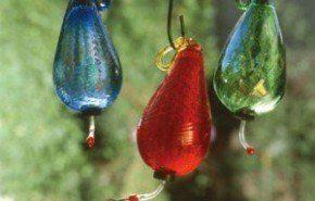 Bebedero colibri