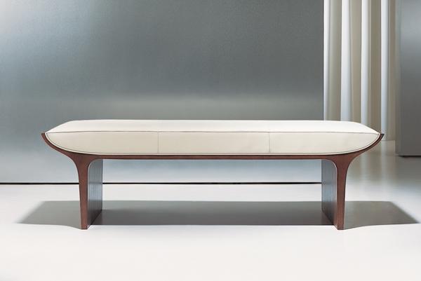 Mueble de lujo banco laurel - Mueble banco asiento ...