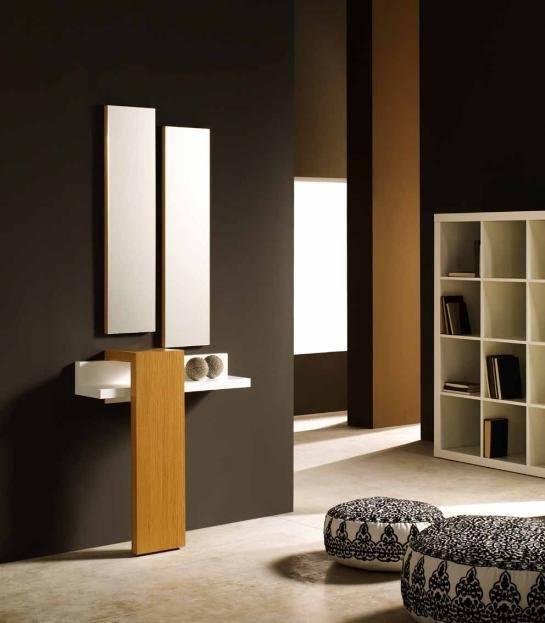 Recibidores modernos - Colgadores de pared modernos ...