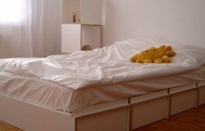 Diferentes modelos de camas con almacenaje
