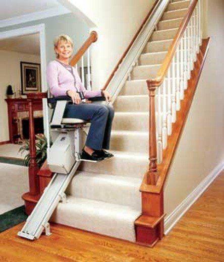 Lift chair chair chaircartoon - Ascensor casa ...
