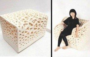 Los mejores diseños en sillas 2009
