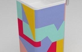 Lavabo de colores 2010