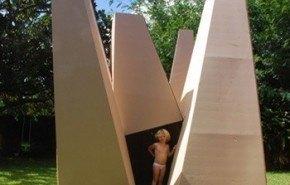 Cubby. Refugio infantil de cartón