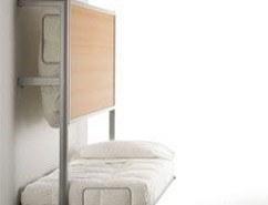 La Literal, camas plegables para aprovechar el espacio