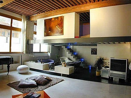 decoration-lyon-loft-mezzanine