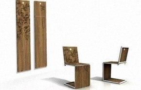 Pick Chair, sillas compactas