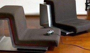 Down Low Seating, sillón ideal para jugar con una consola