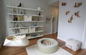 Ideas novedosas para el dormitorio infantil
