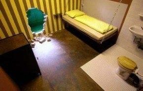 Decoración extrema: una habitación que simula una celda