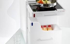 Cocina en miniatura de Electrolux