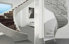 Escaleras de lujo Edilco