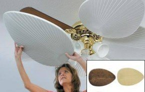 Fundas para ventilador de techo